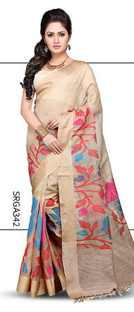 A gorgeous range of Handloom Sarees. Shop Now!