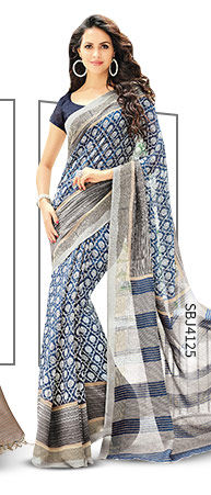 A beautiful collection of Printed Sarees. Shop Now!