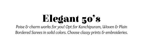 Elegant 50's