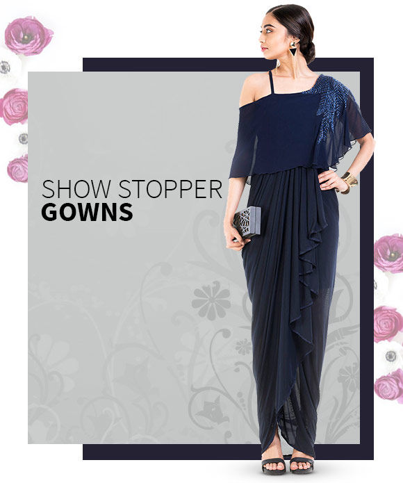 New Arrivals in Gowns. Buy Now!