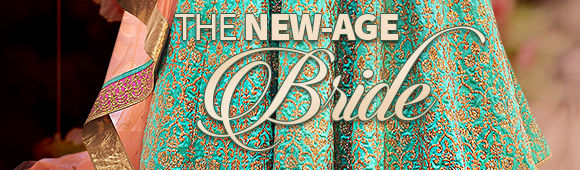 The new-age Bride!