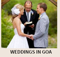 Weddings in Goa