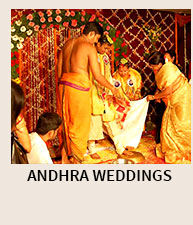 Andhra weddings