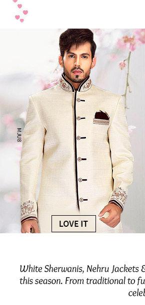 A versatile range of Party Wear in Men's Collection. Shop Now!