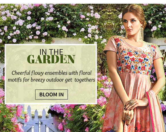Perfect choices for your garden party