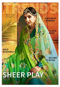 Spring Summer Refresh: Sheer,Floral,Retro,Block Print, Abayas,Borders.