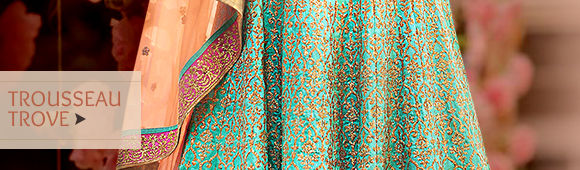 A gorgeous collection of Lehenga Style Sarees. Shop Now!