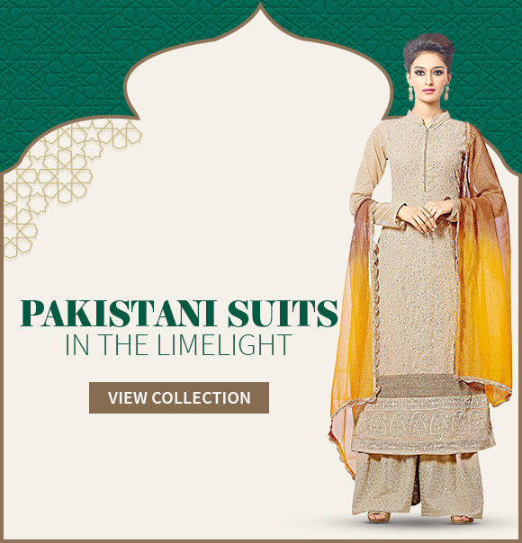 Attractive Pakistani Salwar Suits in our Ramadan Collection for women. Shop Now!
