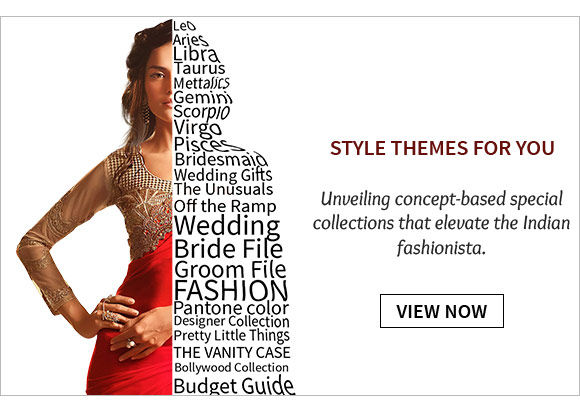 Know more about the latest fashion looks, seasons, colors and occasions on Utsav Fashion. View Now!