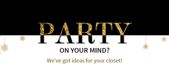 PARTY ON YOUR MIND?