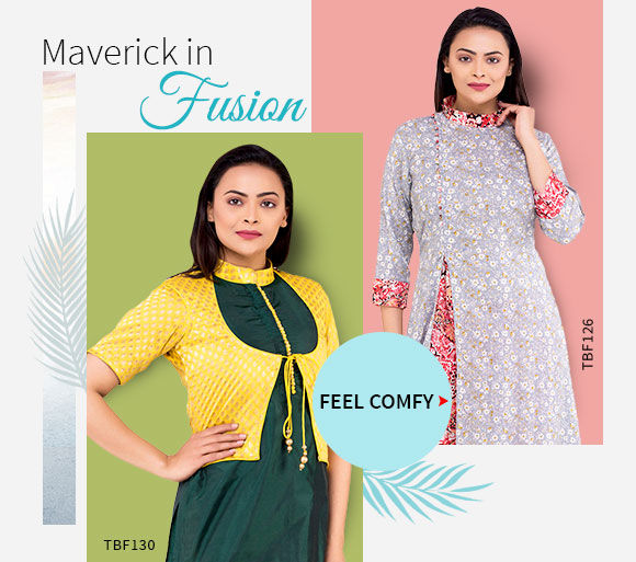 Plus size in Kurtas, Bottoms, Tunics, Dresses & more. Buy Now!