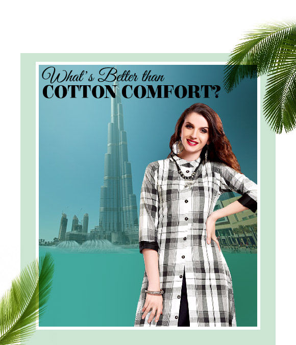 Shop the contemporary collection in cool cotton.