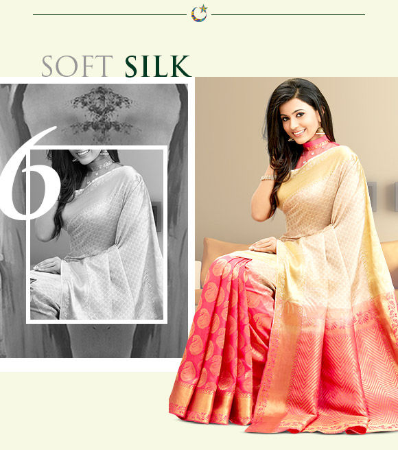 Silks are the best fabrics of spring summer with sheen and subtleness. Shop Now!