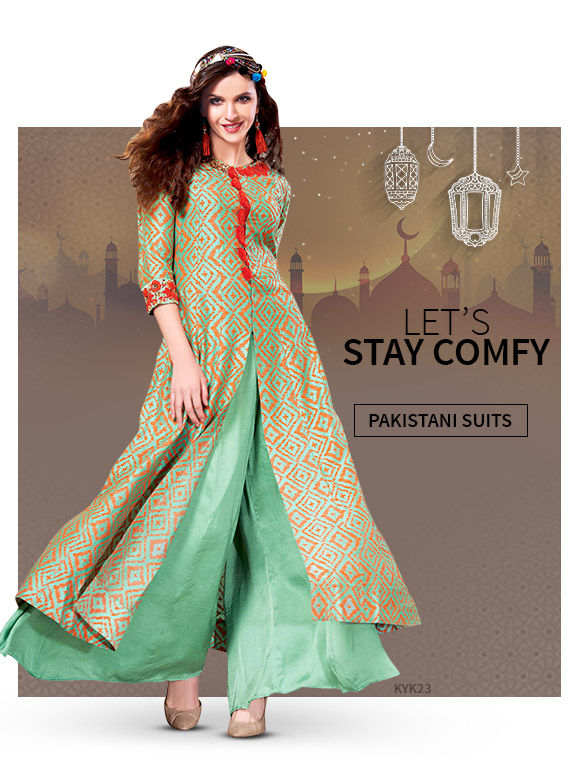 New Arrivals in Pakistani Suits. Shop!