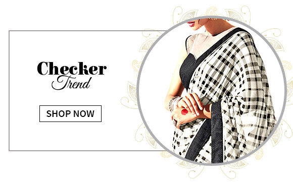 Choose from our beautiful range of Silhouettes in check pattern. Buy Now!