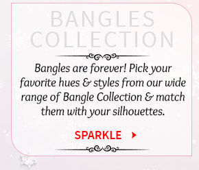 A lovely array of Bangles. Buy Now!