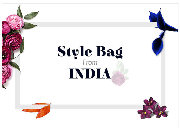 STYLE BAG FROM INDIA