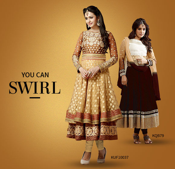 Anarkali Suits for Parties. Shop!