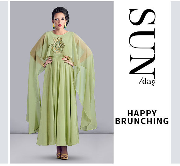 Long Kurtas in Embroidered or Printed styles. Shop!