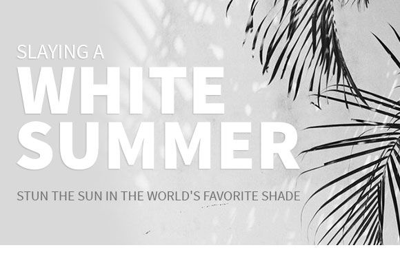 SLAYING A WHITE SUMMER