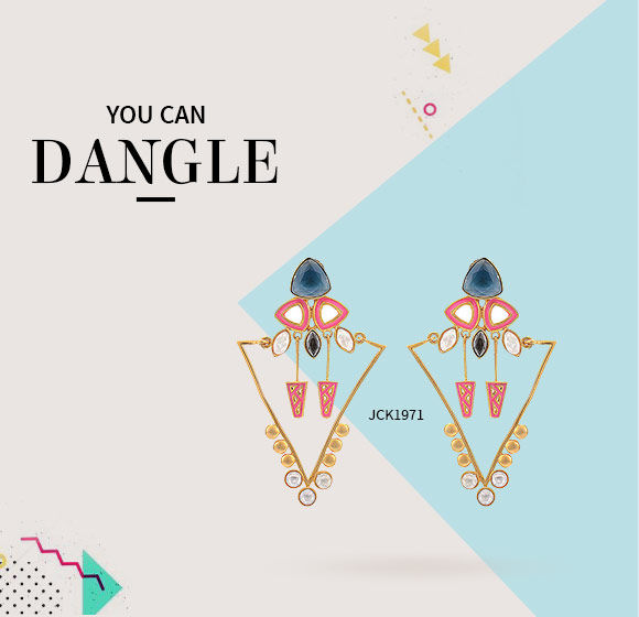 Danglers and Droplets for Parties. Shop!