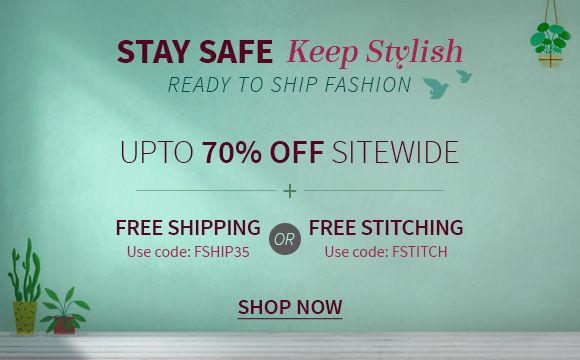 Stay Safe Keep Stylish | Ready to Ship Fashion!