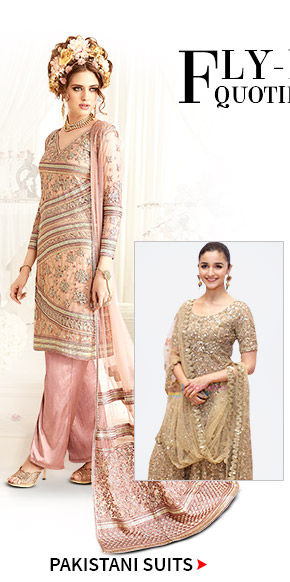 Pakistani Suits with embroidery. Shop!