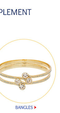 Pick from our striking array of Bangles. Buy Now!