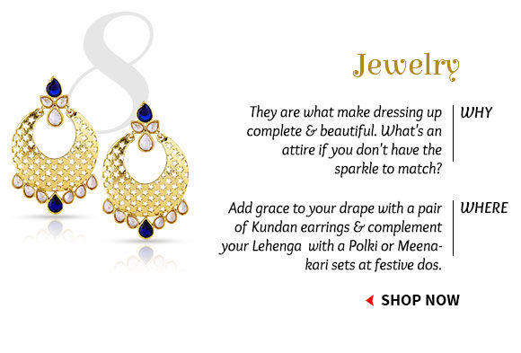 A dazzling range of Jewelry. Buy Now!