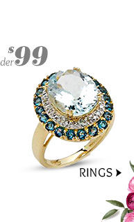 Rings under $99. Shop now!