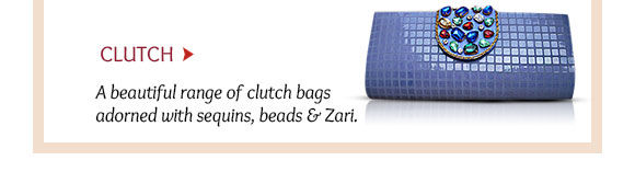 Choose from our huge variety of Clutch bags. Buy Now!