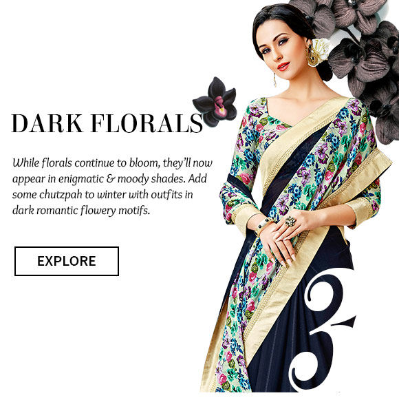 Select from our wide array of clothing in Dark Florals. Buy Now!