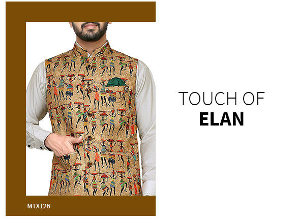 Ethnic Closet: Nehru Jackets. Shop!