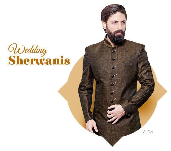 Wedding Special: Sherwanis for Men. Shop!