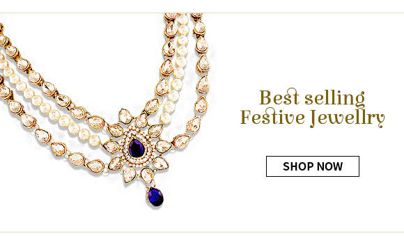 Best selling Festive Jewellry. Shop!