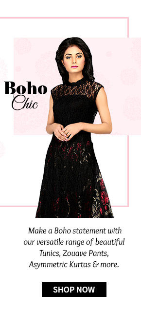A lovely Collection of Boho Tribals. Buy Now!