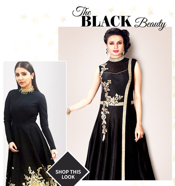 Pick your favorite from our Anushka Sharma-inspired Ensembles. Buy Now!