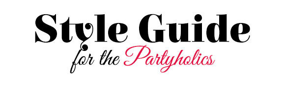 Style Guide For The Partyholics