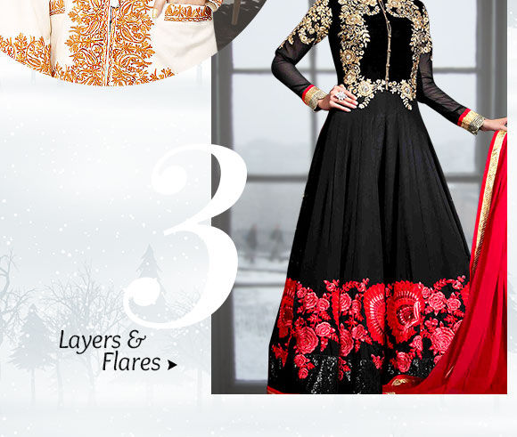 Pick your favorite from our inspiring range of Layered Attires. Buy Now!