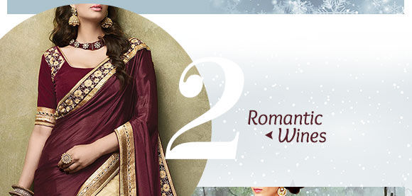 Pick your favorite from our Beautiful Collection of Ensembles in Wine color. Buy Now!