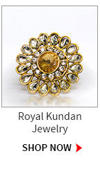 Royal Kundan Jewelry