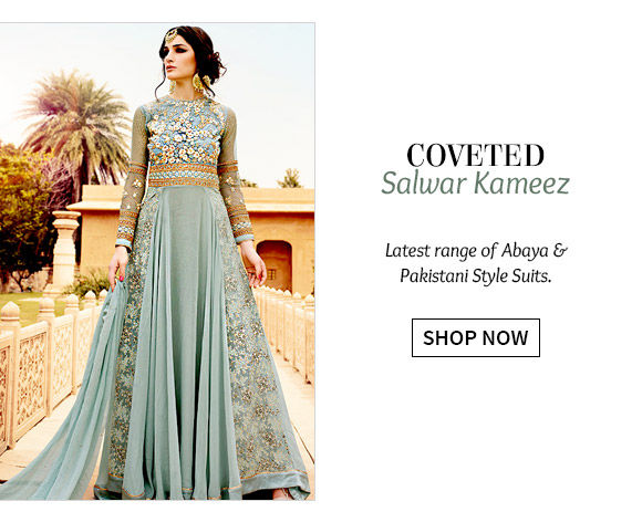 Explore a fresh collection of Salwar Kameez trends. Buy Now!