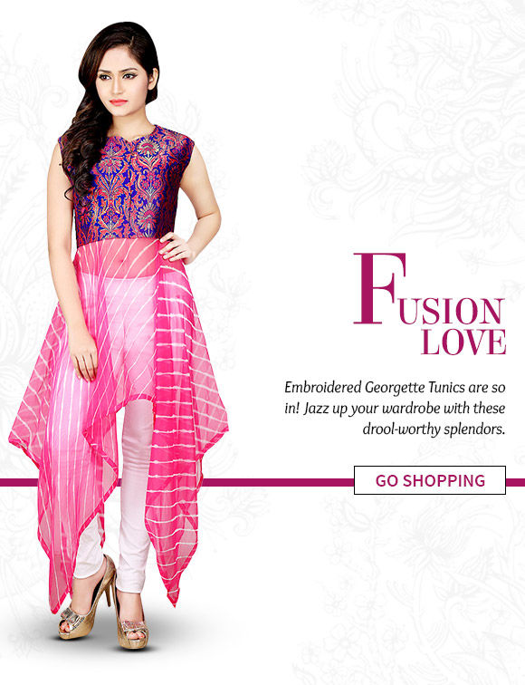 Pick your favorite from our gorgeous collection of Tunics. Buy Now!
