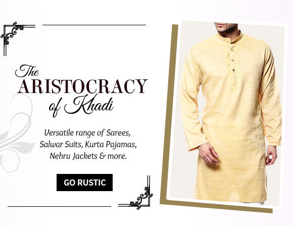 Choose a spectacular range of Kurta Pajamas, salwar suits & more. Buy Now!