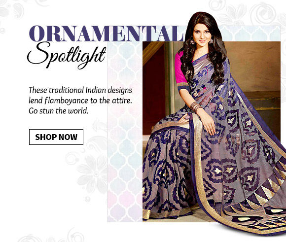 Ensembles with Ornamental Prints. Shop Now!