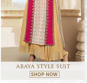Sophisticated Abaya Style Suit. Buy!