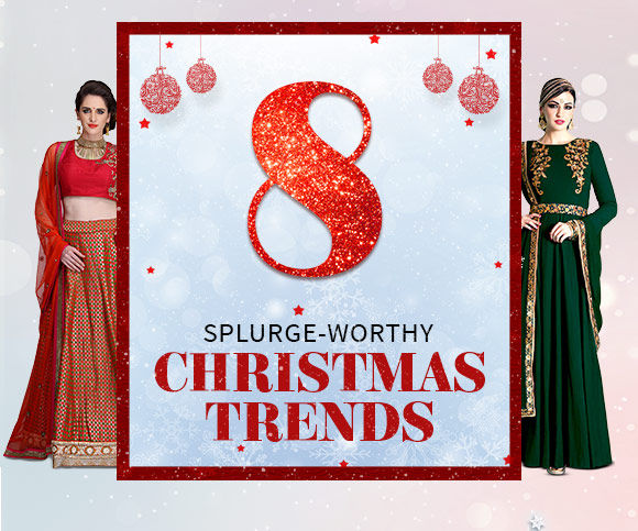 8 Splurge-Worthy Christmas Trends!