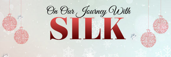 On Our Journey With Silk Shop Now!