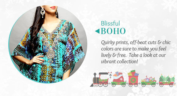 Select from our inspiring array of Boho-inspired Collection. Buy Now!