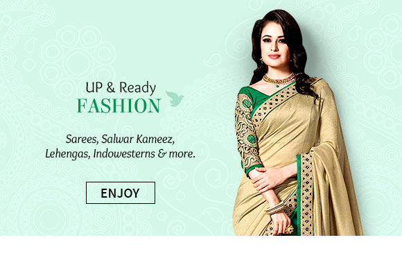 Ready to Ship Collection of Patch work Sarees, Menswear, KIdswear, Jewelry & more. Shop!